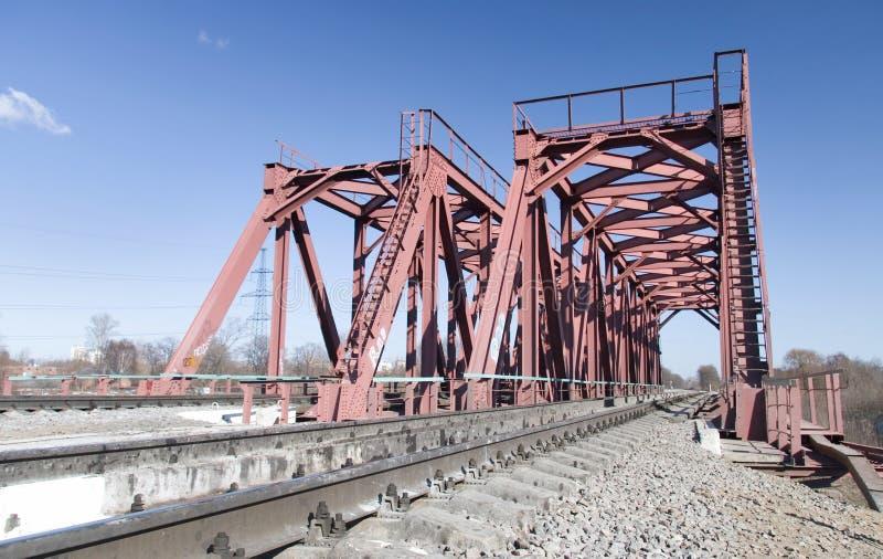 brojärnväg fotografering för bildbyråer
