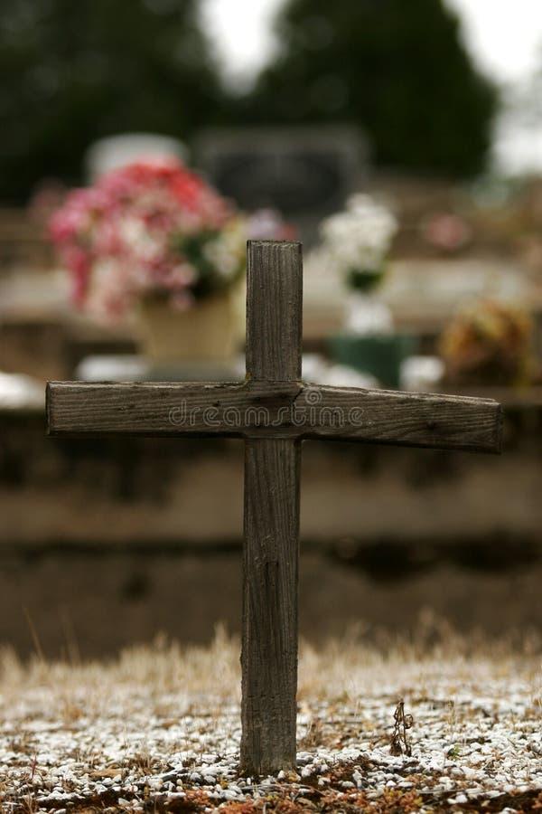 Download Broken stock image. Image of gravestone, woodcross, brocken - 91193