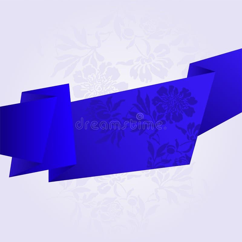 Broken blue stripe