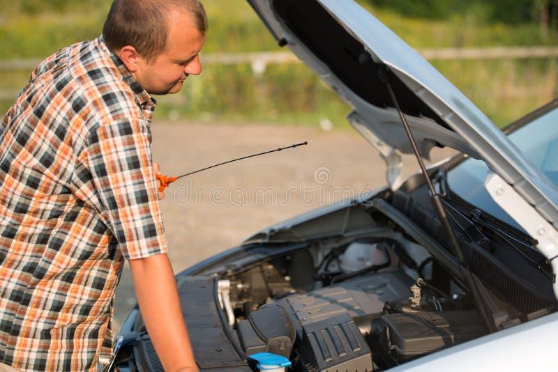 Broken Car Royalty Free Stock Photo