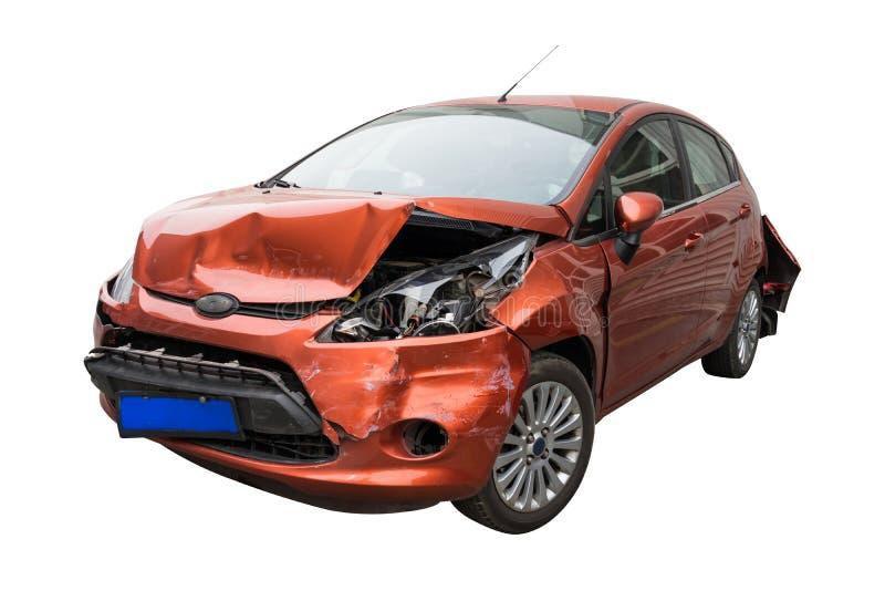 Download Broken car stock image. Image of front, dent, crash, auto - 29598999