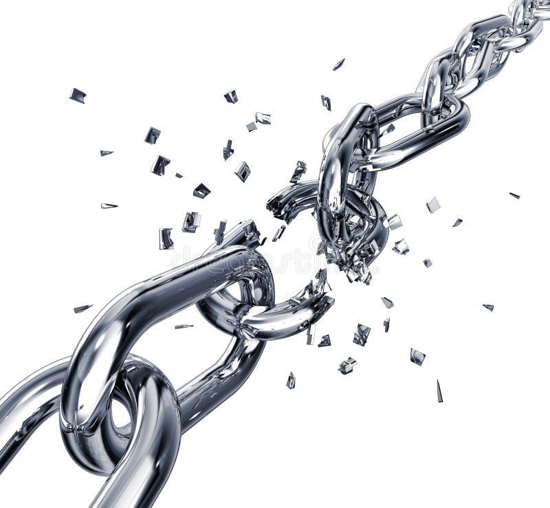 Free Broken Chain Stock Photos - 35447373
