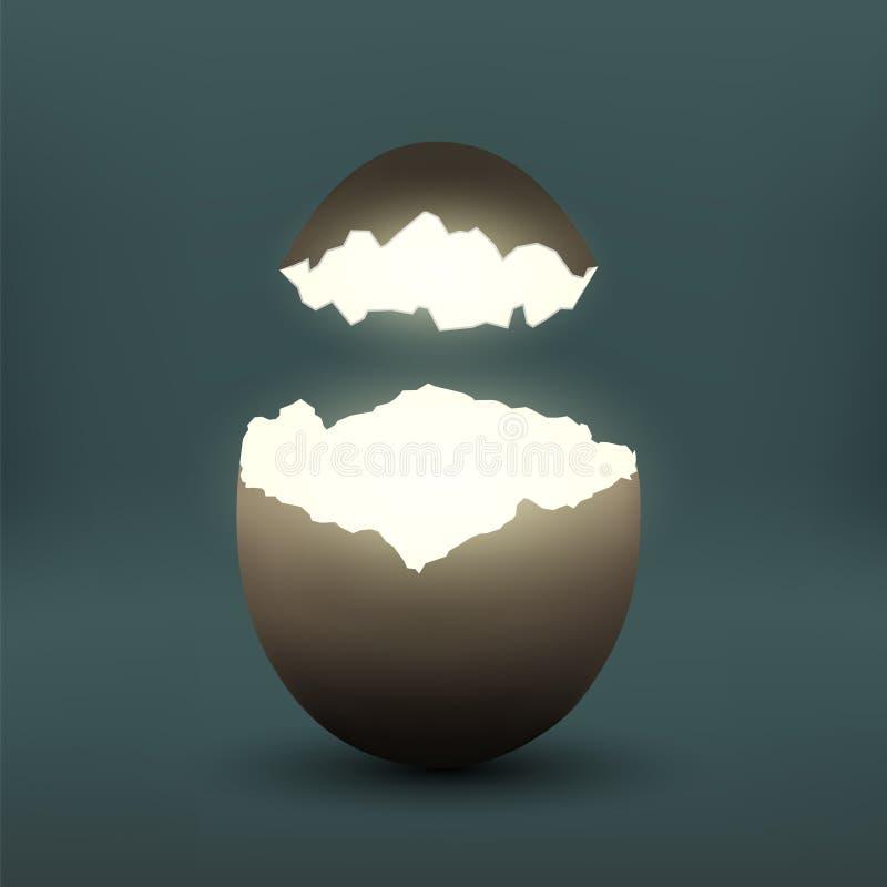 Free Broken Chicken Egg Stock Photos - 109474993