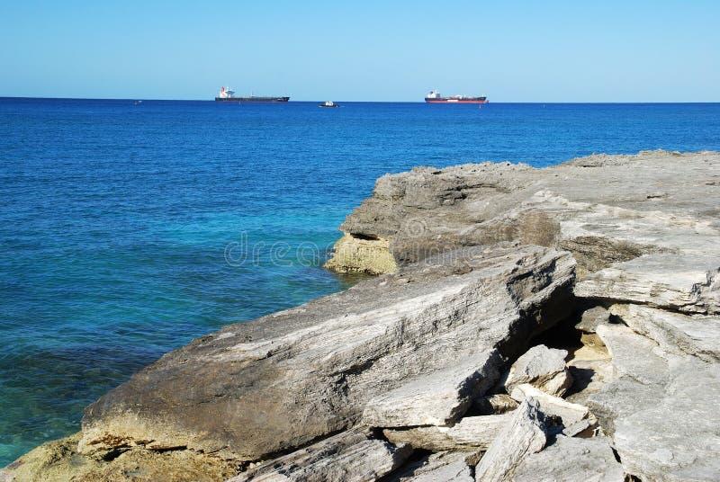 Download Broken Coastline stock photo. Image of rocks, tropical - 13907284