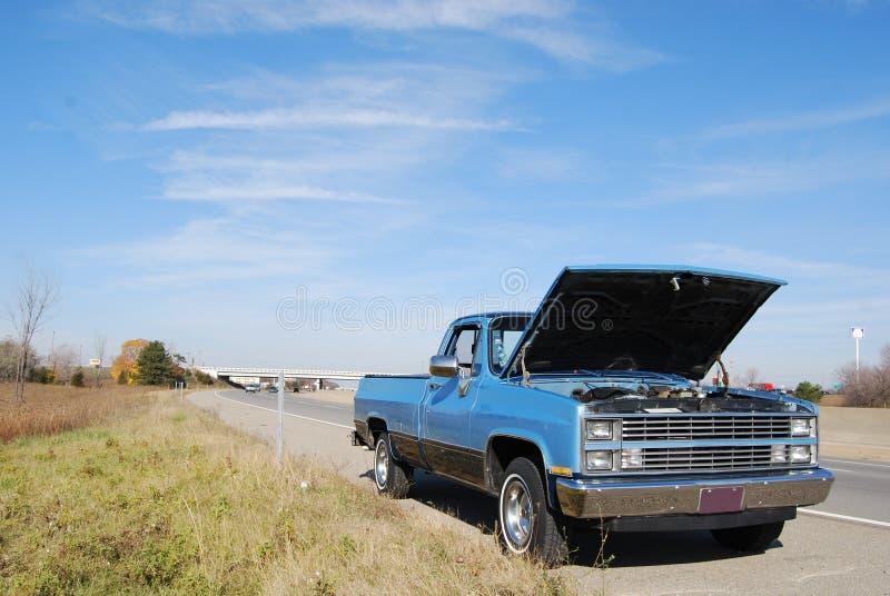 Download Broken Down stock photo. Image of classic, heated, truck - 7020390