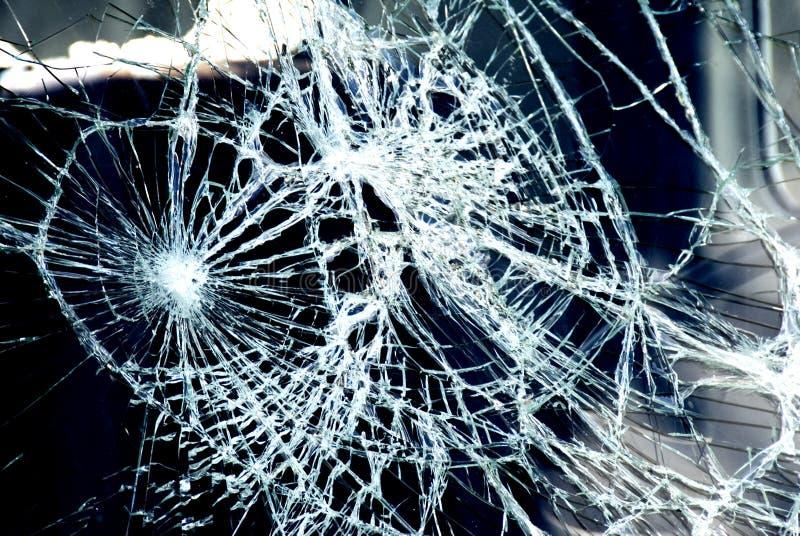 broken exponeringsglas arkivfoton