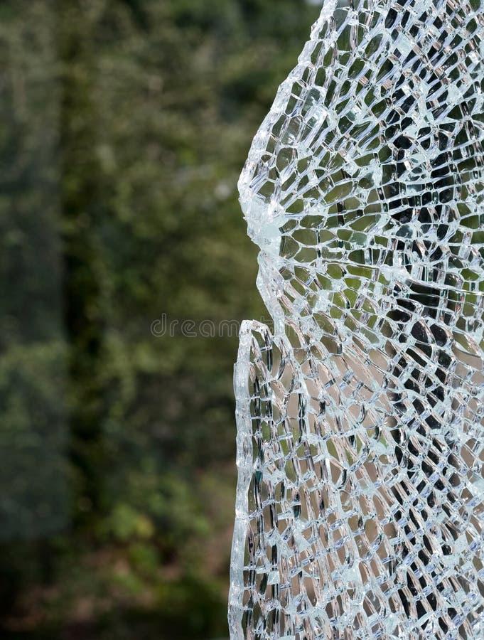 Download Broken glass stock image. Image of broken, destruction - 25345713