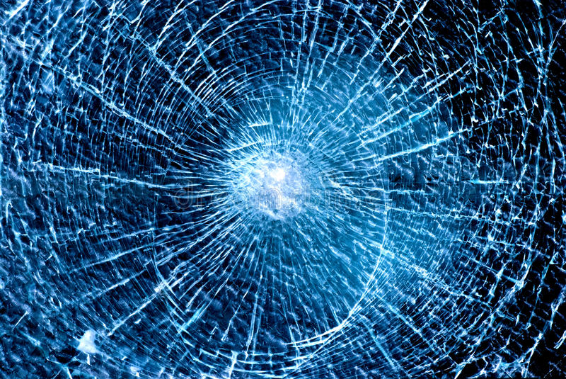 Download Broken glass stock photo. Image of rays, illustration - 29431286
