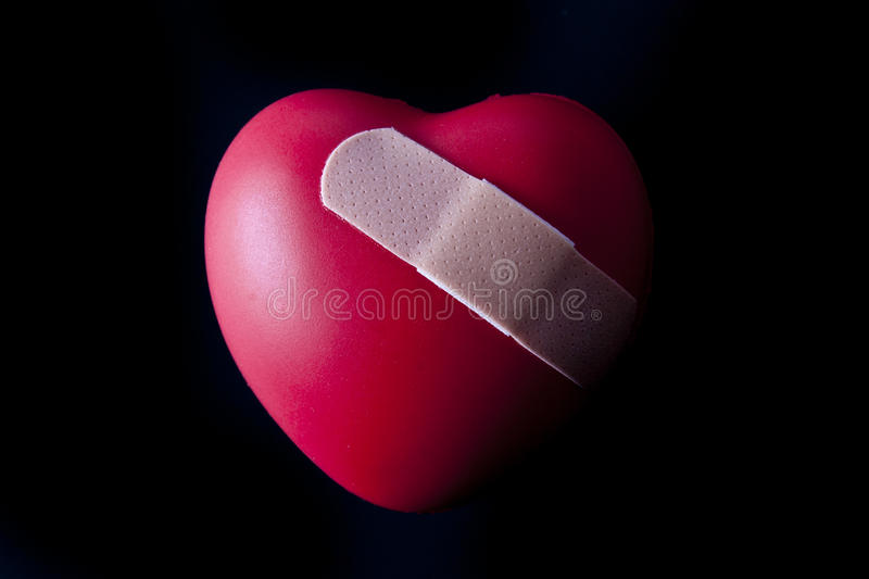 Download Broken Heart stock image. Image of heartache, shape, conceptual - 23112331