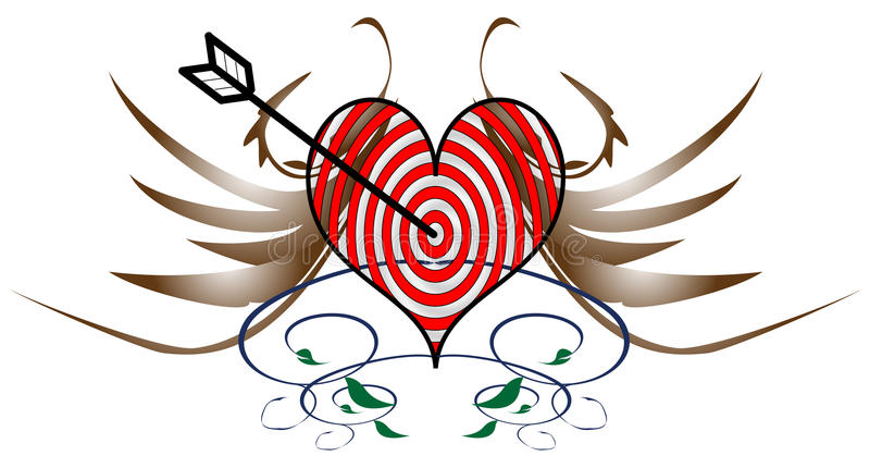 heart #broken #wings - Broken Heart With Wings , Free Transparent Clipart -  ClipartKey