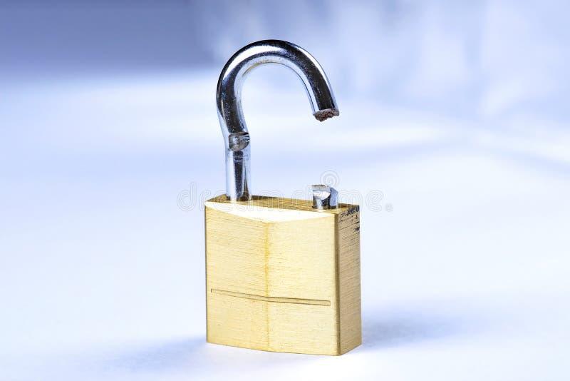 Download Broken Lock stock photo. Image of safe, burgle, unsafe - 20595468
