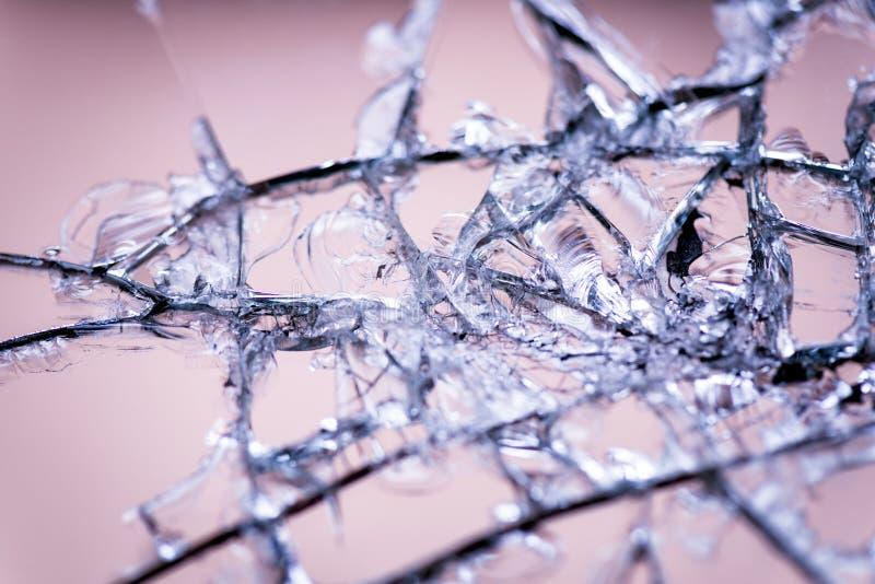 Broken Mirror stock photos