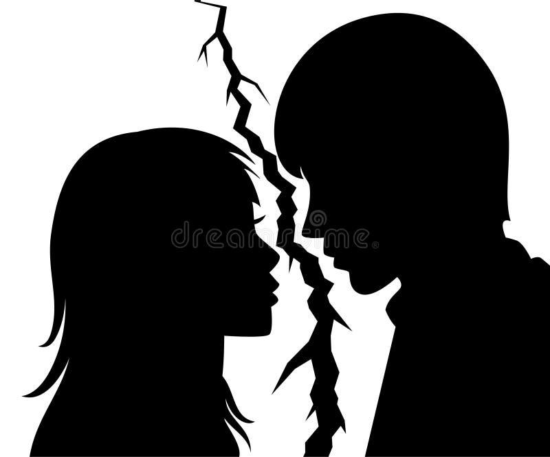Download Broken Relationship Royalty Free Stock Images - Image: 20483379