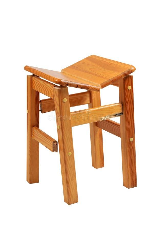 broken stol arkivfoton