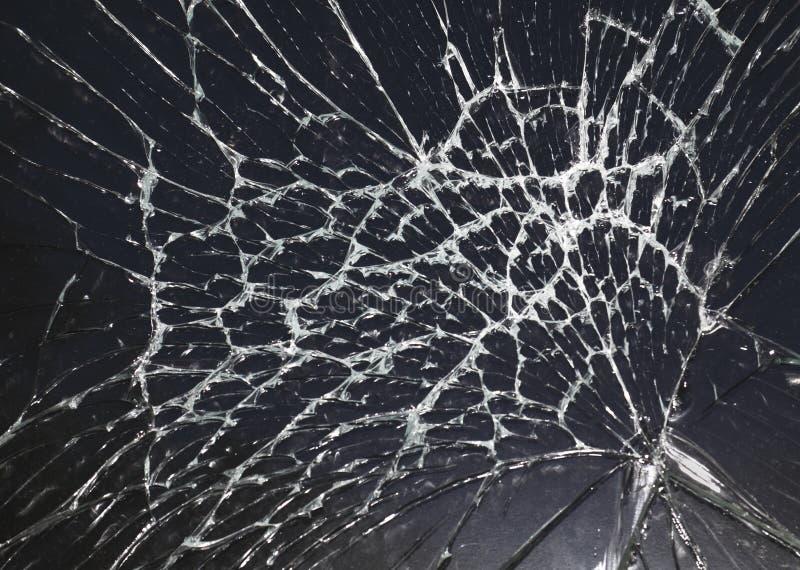 Download Broken window stock photo. Image of glazed, crack, close - 14504238