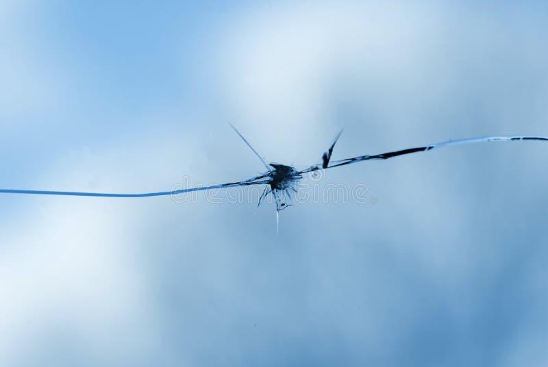 Download Broken Windshield Stock Photo - Image: 13301920