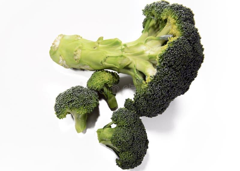 Download Brokkoli stockfoto. Bild von seite, teller, grün, gemüse - 12200332