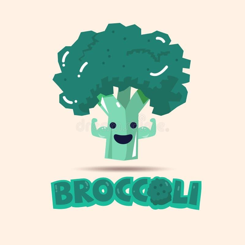 Brokkoli, Der Muskel Zeigt Essen Sie Starkes Gesündestes Gemüse ...