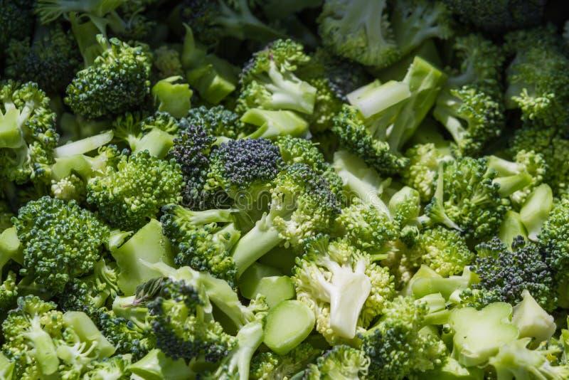 brokuły cicho zdjęcie stock