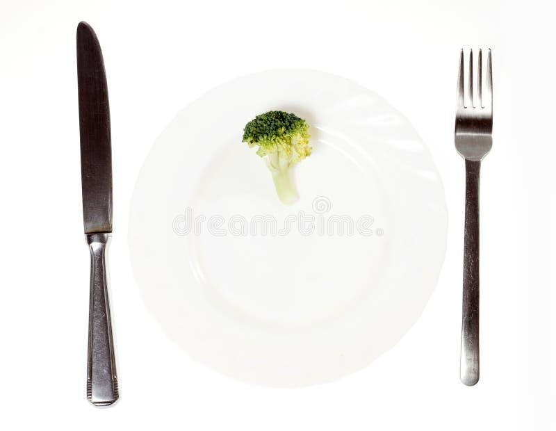 brokuły matrycują małego zdjęcia royalty free