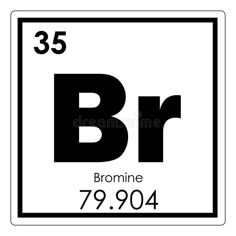 Bromine chemical element stock illustration illustration of bromine download bromine chemical element stock illustration illustration of bromine 107954973 urtaz