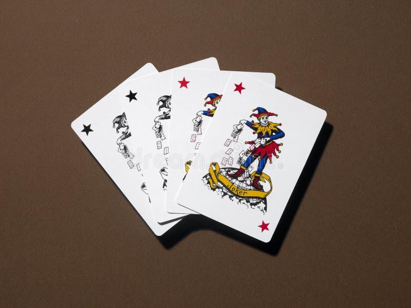 Download Bromista imagen de archivo. Imagen de tarjetas, bromista - 7289163