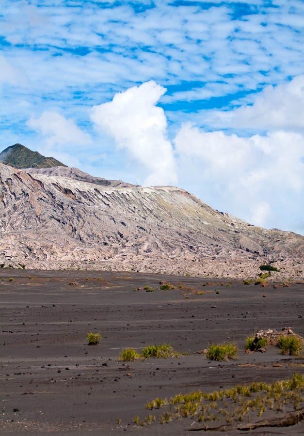 bromo印度尼西亚火山 库存照片