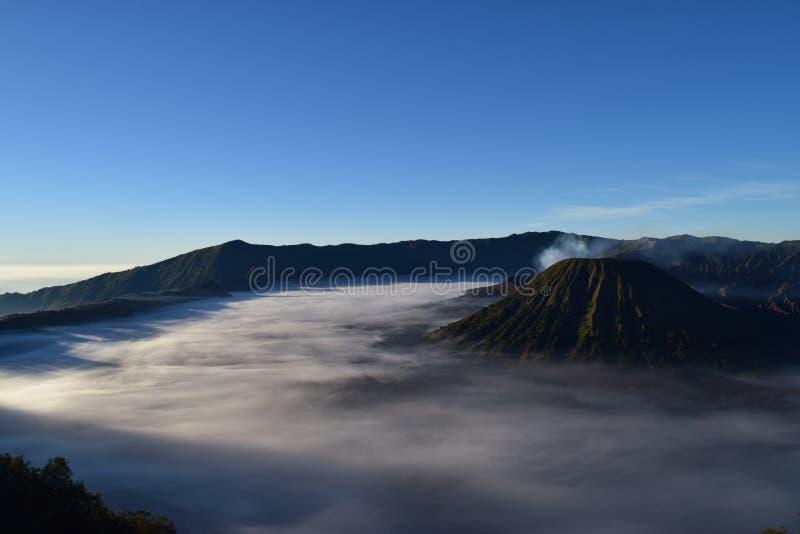 Bromo, ανατολική Ιάβα, Ινδονησία στοκ φωτογραφίες