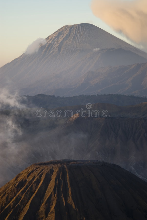 Download Bromo stock image. Image of java, gunung, journey, backpacking - 1374357