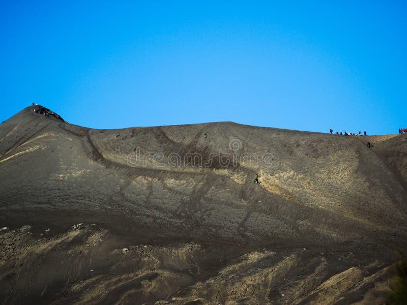 Bromo góra obrazy royalty free