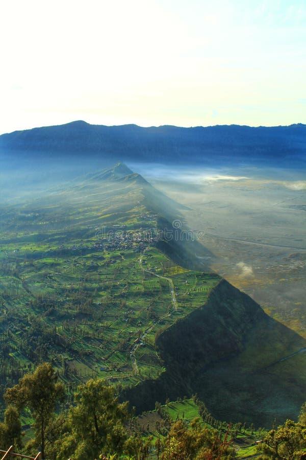 Bromo pananjakan στοκ εικόνες με δικαίωμα ελεύθερης χρήσης