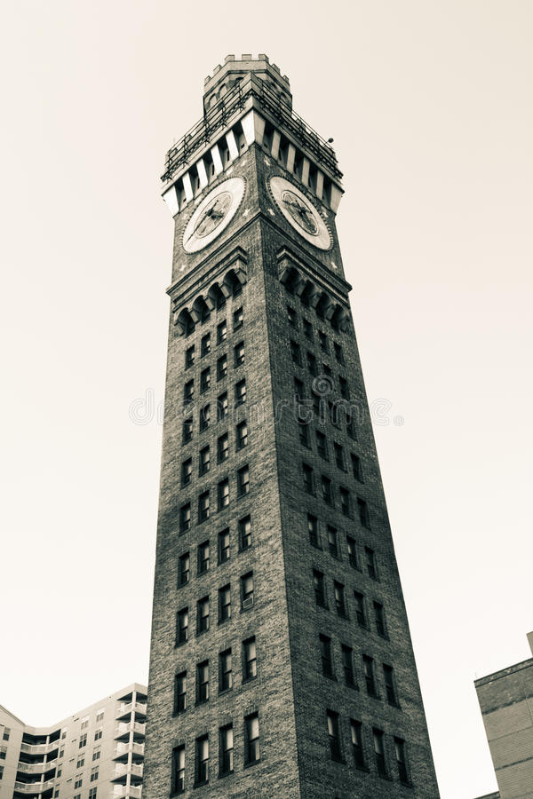 Free Bromo Seltzer Tower Royalty Free Stock Images - 49899859