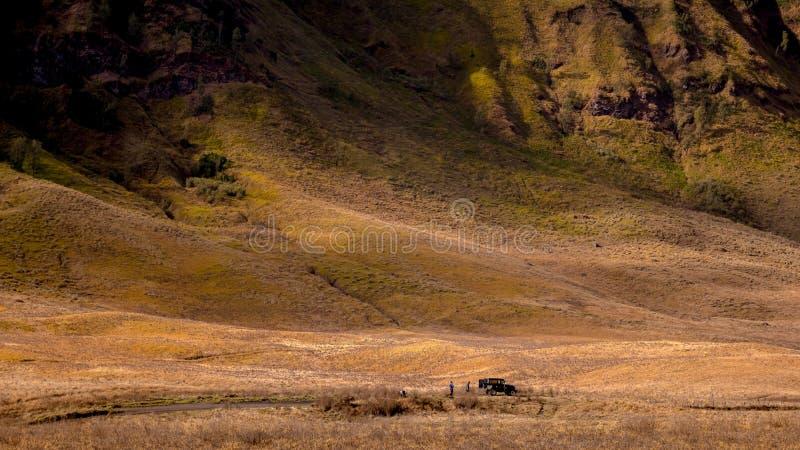 Bromo wulkan zdjęcia royalty free