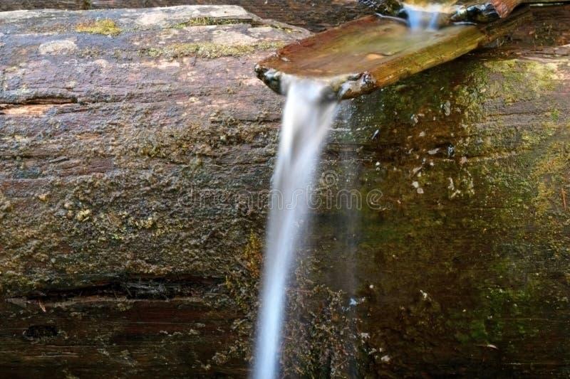 Bron van water royalty-vrije stock foto
