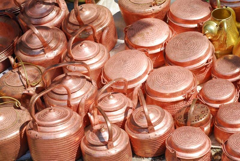 Bronces chinos fotos de archivo