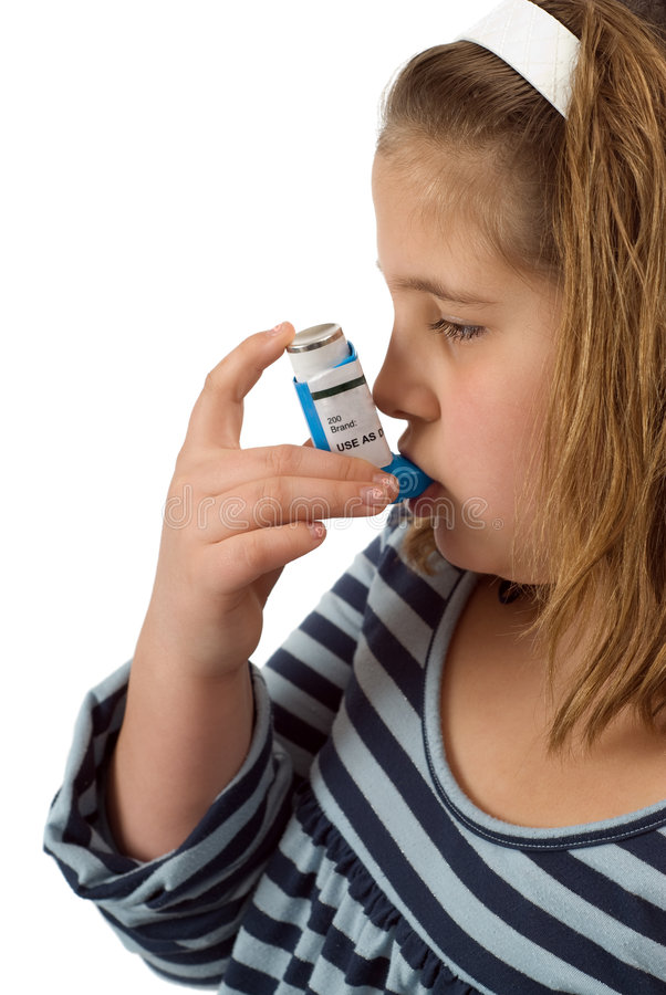Download Bronchodilator stock photo. Image of puff, isolated, asthmatic - 7808016