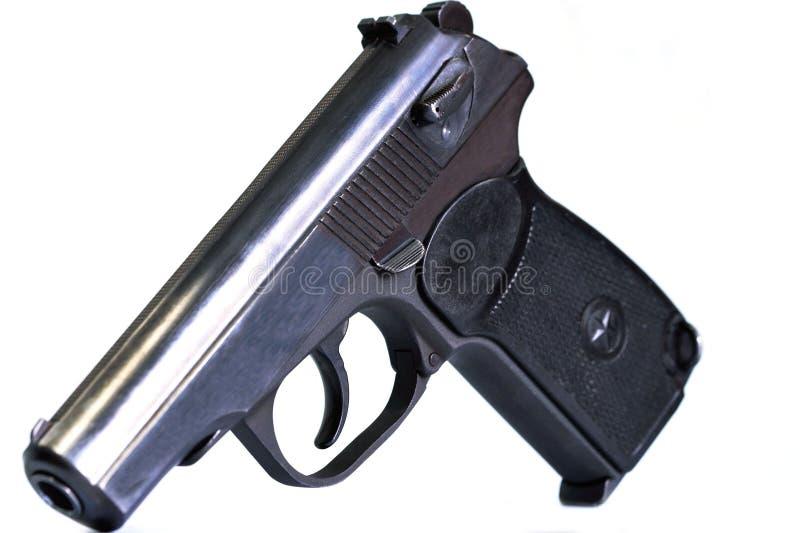 Bronie palne strzelaj? na teksturze i tle obrazy stock