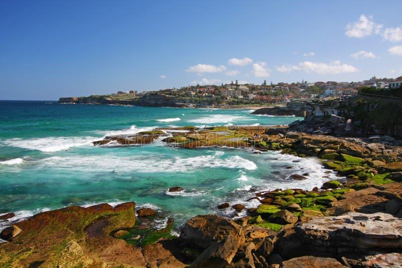 Bronte à Sydney, Australie images libres de droits