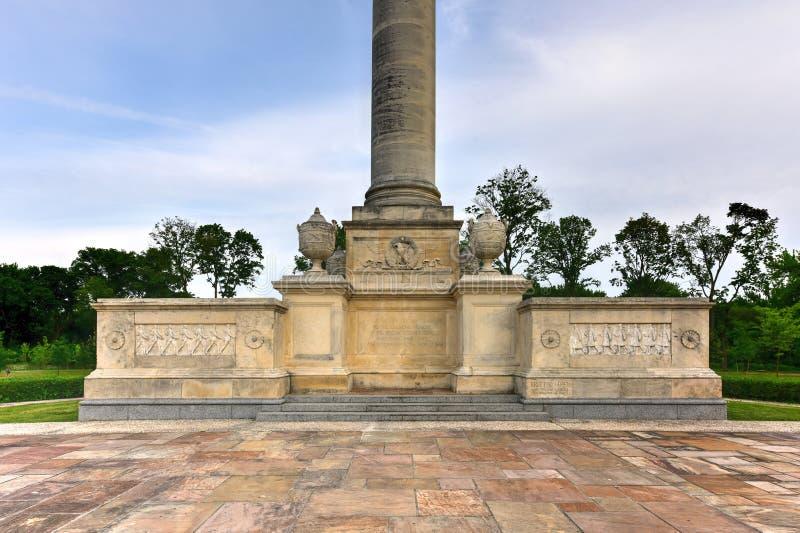 Bronx Victory Memorial - New York stockfotos