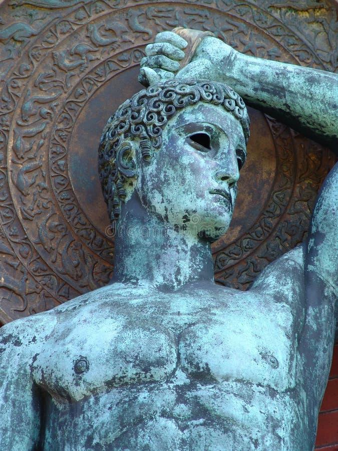 Free Bronze Achilles Royalty Free Stock Photos - 782468
