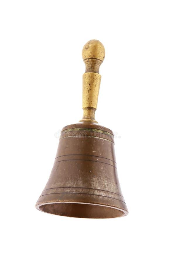 Bronze Bell Stock Image