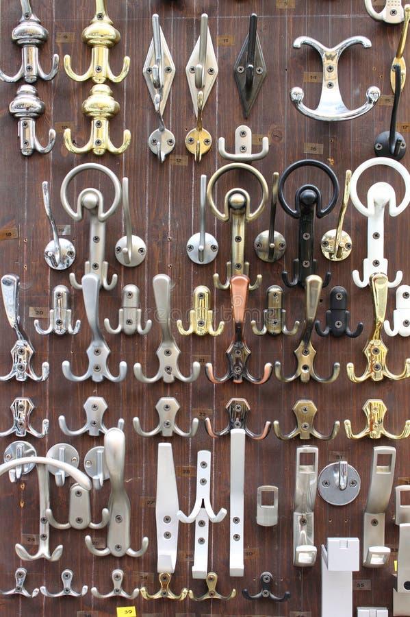 Download Bronze And Brass Door Knobs Stock Image - Image: 21577589
