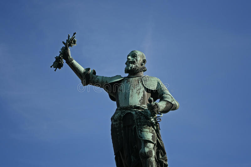 Download Bronze bust stock photo. Image of france, colmar, travel - 11701768