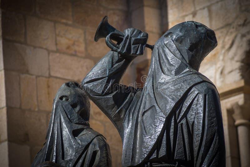 Bronze da escultura imagem de stock royalty free