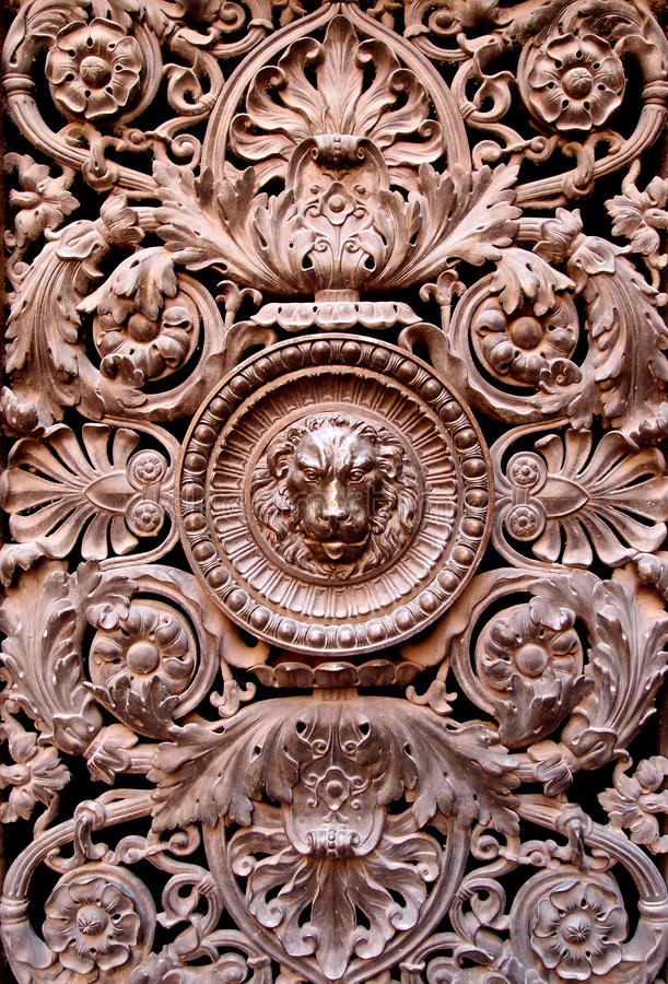 Download Bronze Decoration Royalty Free Stock Photography - Image: 32089497