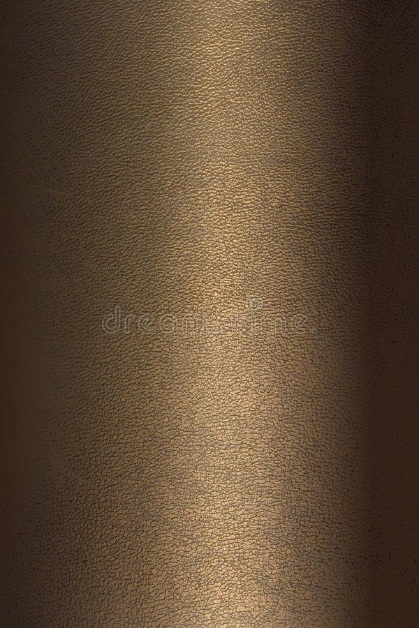 Bronze en cuir de texture photo stock