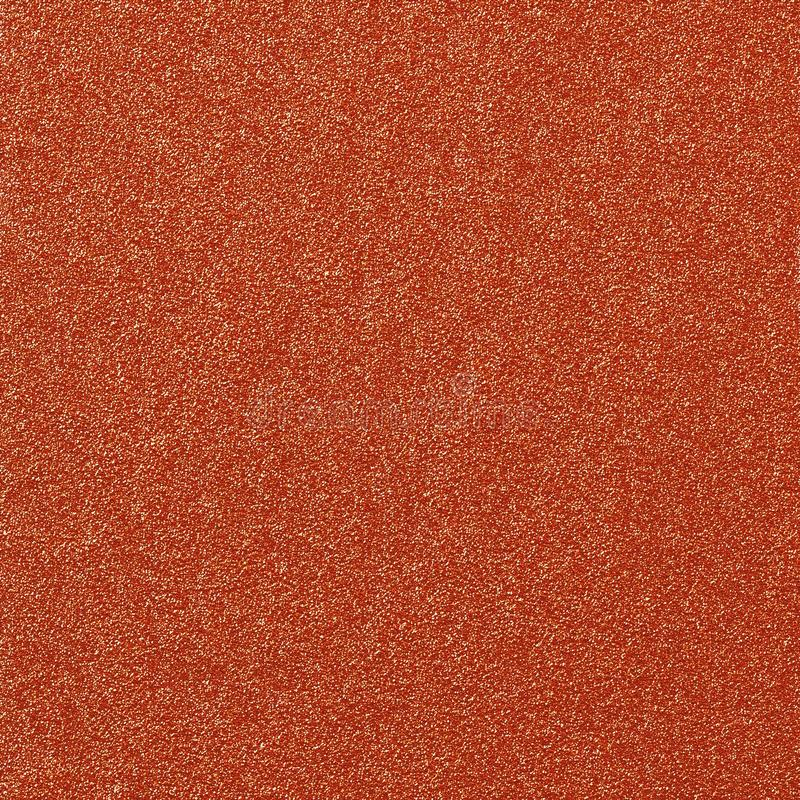Bronze Glitter Texture royalty free stock image