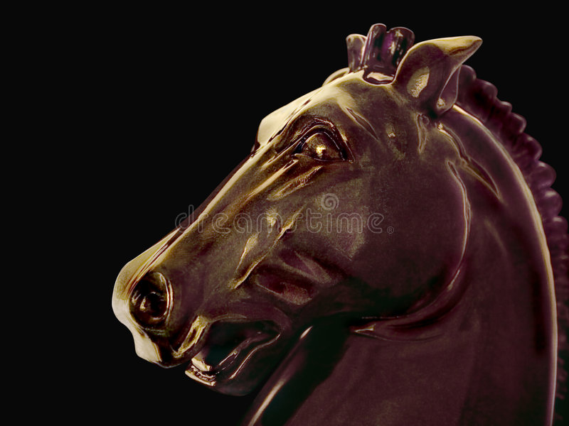 Download Bronze Horse stock photo. Image of powerful, roman, charger - 8928158