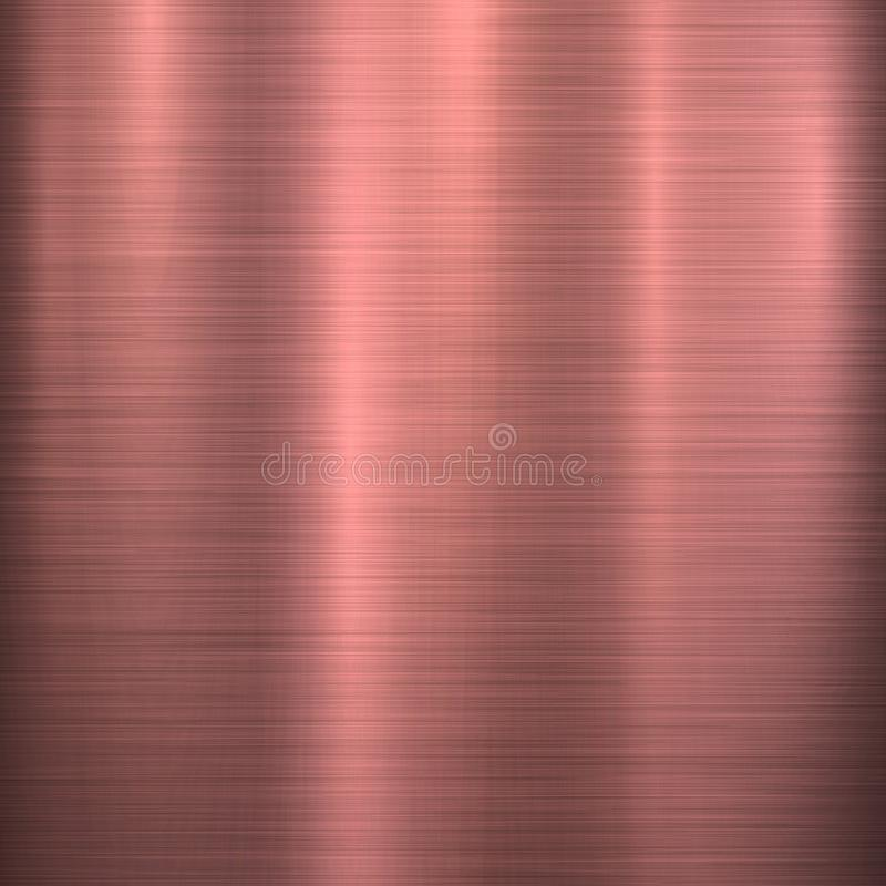 Bronze Metal Technology Background royalty free stock image