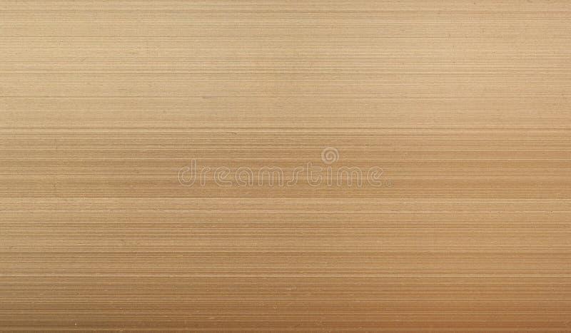 Bronze metal texture stock image